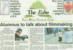 The Echo is a student-run newspaper at Truckee Meadows Community College in Reno, Nevada.
