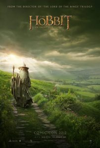 "Poster for ""The Hobbit"""