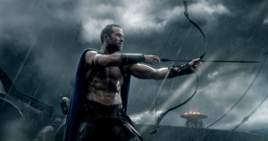 "Sullivan Stapleton stars as Greek general Themistocles in director Noam Murro's follow-up to 2006's ""300."" Photo courtesy of Warner Brothers and Legendary Films."