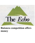echo business competition