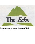 echo pet owners