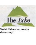 echo sadat education