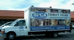 If you have a larger donation, you can schedule the SPCA of Northern Nevada to pick up your donation.