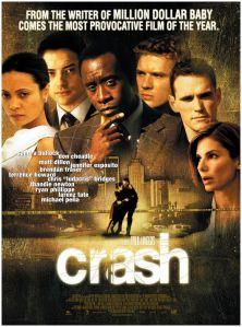2005 crash poster