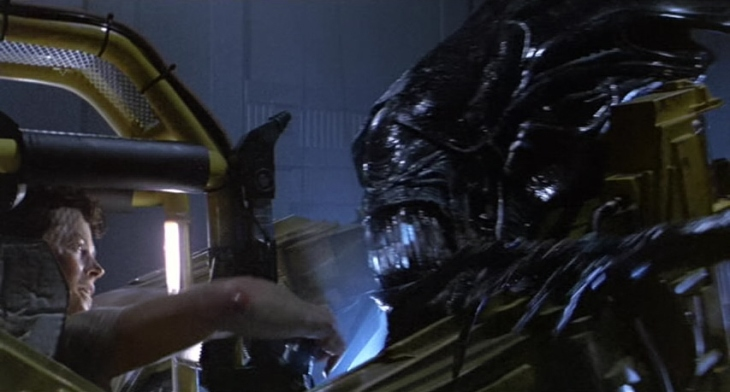 From Aliens. Courtesy 20th Century Fox.