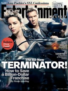 entertaiment weekly terminator genisys
