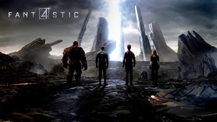 The Fantastic Four return in 2015 with a gritty, dark reboot. Courtesy Fox