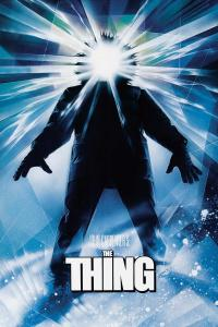 John Carpenter's The Thing (1982) was a remake of a film based on a short story. The film, however, is very much its own entity, full of creative visuals. Courtesy Universal Pictures.