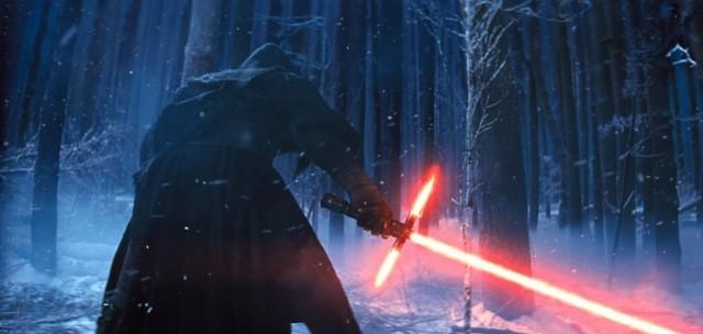 Kylo Ren the force awakens star wars