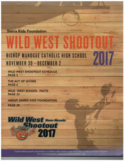 wild west shootout 2017 cover
